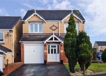 Thumbnail 4 bed detached house for sale in Tranter Crescent, Cannock