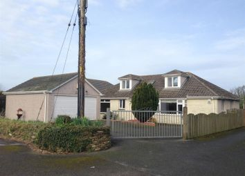 Thumbnail 4 bed detached house to rent in West Road, Quintrell Downs, Newquay