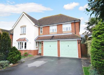 Thumbnail 5 bed detached house for sale in Lavender Drive, Southminster