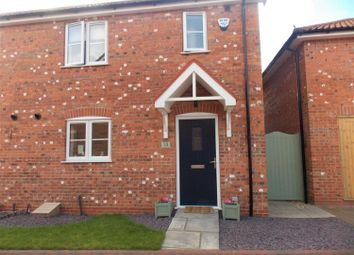 Thumbnail 3 bed semi-detached house for sale in Pasture Lane, Scartho Top, Grimsby