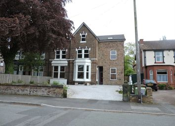 Thumbnail 2 bed flat to rent in Stanley Road, New Ferry, Wirral