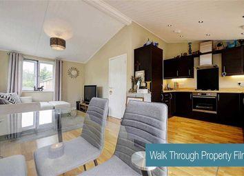 Thumbnail 2 bed mobile/park home for sale in Golden Cross, Hailsham
