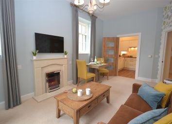 Thumbnail 1 bed flat for sale in Bowes Lyon Court, Poundbury, Dorchester