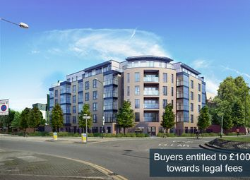 Thumbnail 3 bedroom flat for sale in Canaletto Court, Neasden Lane, London