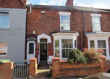 Thumbnail 3 bed terraced house to rent in Legsby Avenue, Grimsby