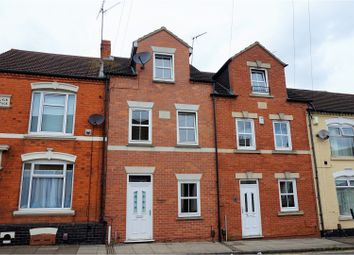 Thumbnail 3 bedroom town house for sale in Lingfield Terrace, Northampton
