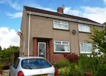 Thumbnail 2 bedroom semi-detached house for sale in Bryneithin, Burry Port, Llanelli