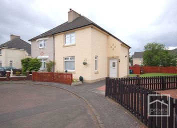 Thumbnail 2 bedroom semi-detached house for sale in Central Avenue, Uddingston, Glasgow