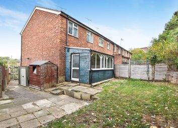 Thumbnail 3 bed end terrace house for sale in Tanhouse Lane, Wokingham