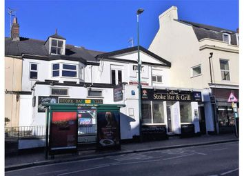 Thumbnail Commercial property for sale in Stoke Bar & Grill, Plymouth