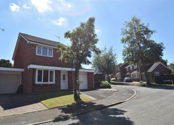 Thumbnail 3 bed link-detached house for sale in Ledwych Road, Droitwich