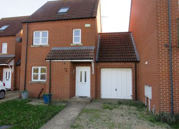 Thumbnail 4 bed town house for sale in Pulman Court, Spalding