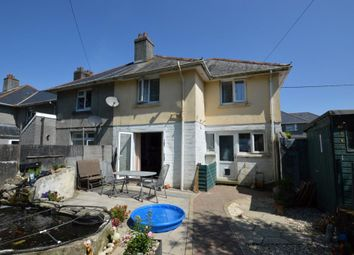 Thumbnail 3 bed end terrace house for sale in Park Road, Liskeard, Cornwall