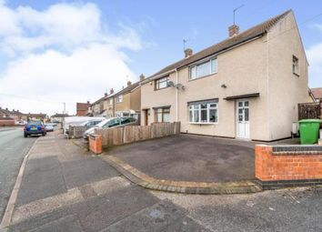 Thumbnail 2 bed semi-detached house for sale in Edinburgh Avenue, Walsall, West Midlands