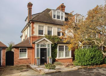 Thumbnail 4 bed semi-detached house for sale in Gordon Road, Claygate, Esher