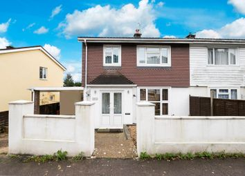 Thumbnail 3 bed property for sale in Brocket Way, Chigwell