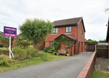 Thumbnail 4 bed detached house for sale in Williams Close, Chester