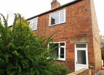 Thumbnail 2 bed end terrace house for sale in Hamilton Terrace, Morpeth