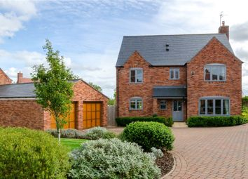 Thumbnail 4 bed detached house for sale in Workman Close, Crowle, Worcester