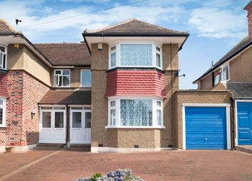 Thumbnail 3 bedroom semi-detached house for sale in Tolcarne Drive, Pinner