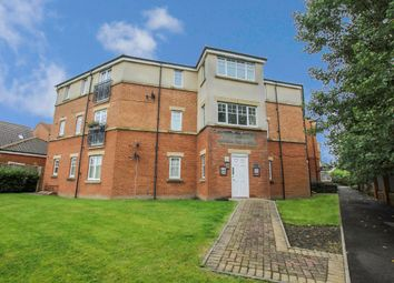 Thumbnail 2 bed flat to rent in Redgrave Close, Gateshead