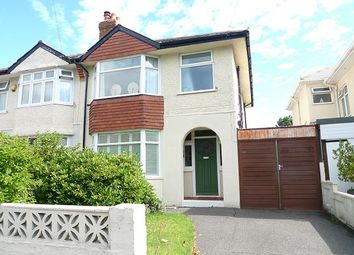 Thumbnail Semi-detached house for sale in Covena Road, Bournemouth
