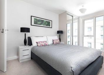 Thumbnail 1 bed flat for sale in Lancaster, Chertsey Halt, Pretoria Road, Chertsey, Surrey