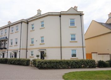 Thumbnail 4 bed end terrace house for sale in Hazel Way, Gloucester