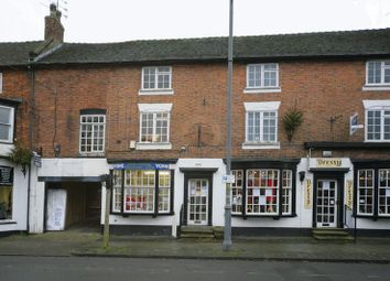 Thumbnail 1 bed flat to rent in 5A High Street, Eccleshall, Staffordshire