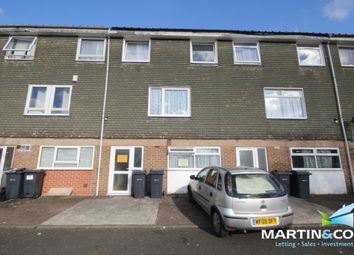 Thumbnail 4 bed terraced house to rent in Leeson Walk, Harborne