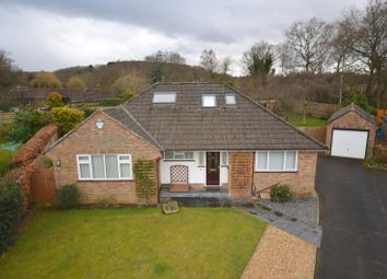 Thumbnail 4 bed detached bungalow for sale in Linersh Drive, Bramley, Guildford