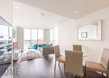 Thumbnail 2 bed flat to rent in Sky Gardens, Wandsworth Road, Nine Elms, London