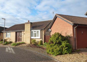 Thumbnail 2 bedroom detached bungalow for sale in Abbotts Grove, Werrington, Peterborough