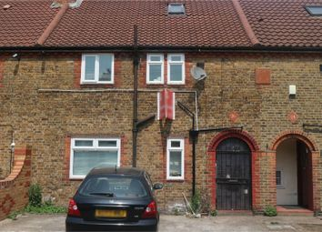 Thumbnail 3 bedroom terraced house for sale in Foxglove Street, London