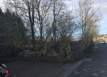 Thumbnail Land for sale in Nant-Y-Croft, Rassau, Ebbw Vale
