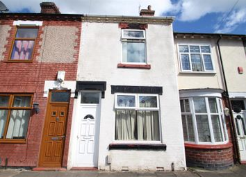 Thumbnail 2 bed terraced house for sale in Austin Street, Joiners Square, Stoke-On-Trent