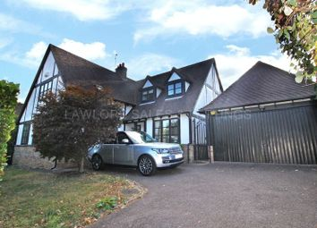 Thumbnail 4 bedroom detached house to rent in Powell Road, Buckhurst Hill