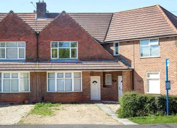 Thumbnail 2 bed terraced house for sale in Salisbury Road, Totton, Southampton