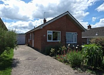 Thumbnail 2 bedroom detached bungalow for sale in Beck Close, Weybourne, Holt