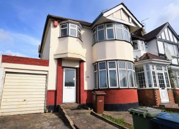 Thumbnail 3 bed semi-detached house for sale in Headstone Gardens, North Harrow, Harrow