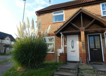 Thumbnail 2 bedroom semi-detached house to rent in Muncaster Gardens, Wootton, Northampton