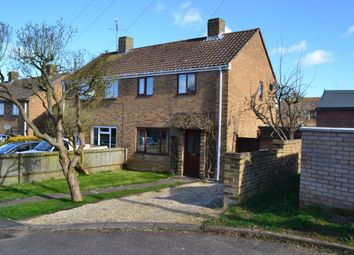Thumbnail 2 bed semi-detached house to rent in Hill Close, Chipping Norton