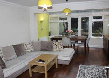 Thumbnail 3 bed terraced house to rent in Sylvan Road, London
