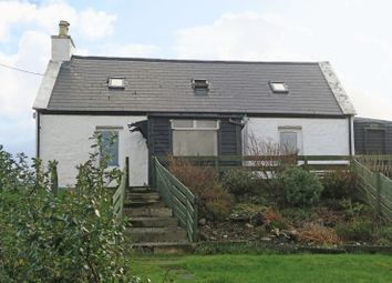Thumbnail 1 bed cottage for sale in Staffin, Portree