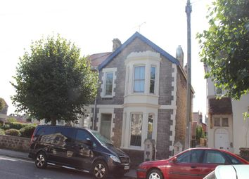 Thumbnail 1 bed flat to rent in Severn Rd, Weston-Super-Mare, North Somerset