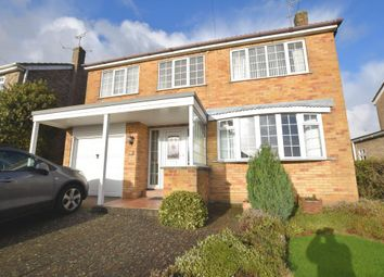 Thumbnail 4 bed detached house for sale in Chantry Drive, East Ayton, Scarborough, North Yorkshire