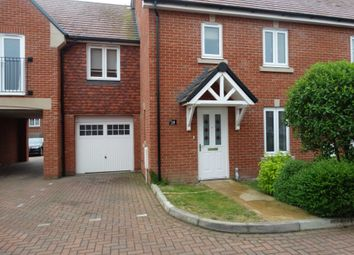 Thumbnail 3 bedroom terraced house to rent in Hedley Way, Hailsham