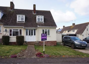 Thumbnail 3 bed semi-detached house for sale in Grenville Avenue, Weston-Super-Mare