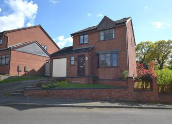 Thumbnail 3 bed detached house for sale in Valley View, Market Drayton
