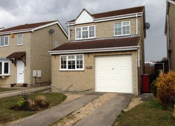 Thumbnail 3 bed detached house to rent in Langley Drive, Scunthorpe